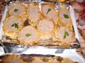 Posne korpice sa ribljom pastetom (2)