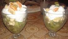 Posna voćna salata za Krstovdan